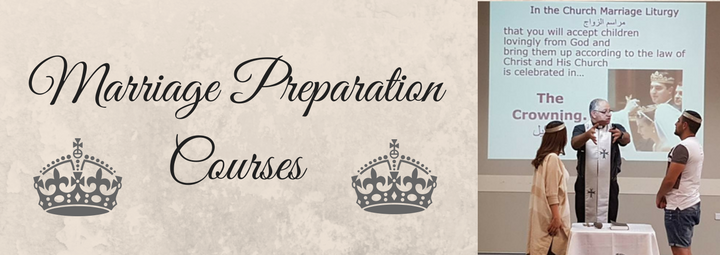 Marriage Preparation Courses
