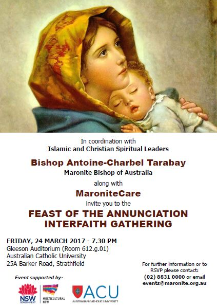 FEAST OF THE ANNUNCIATION FLYER JPEG